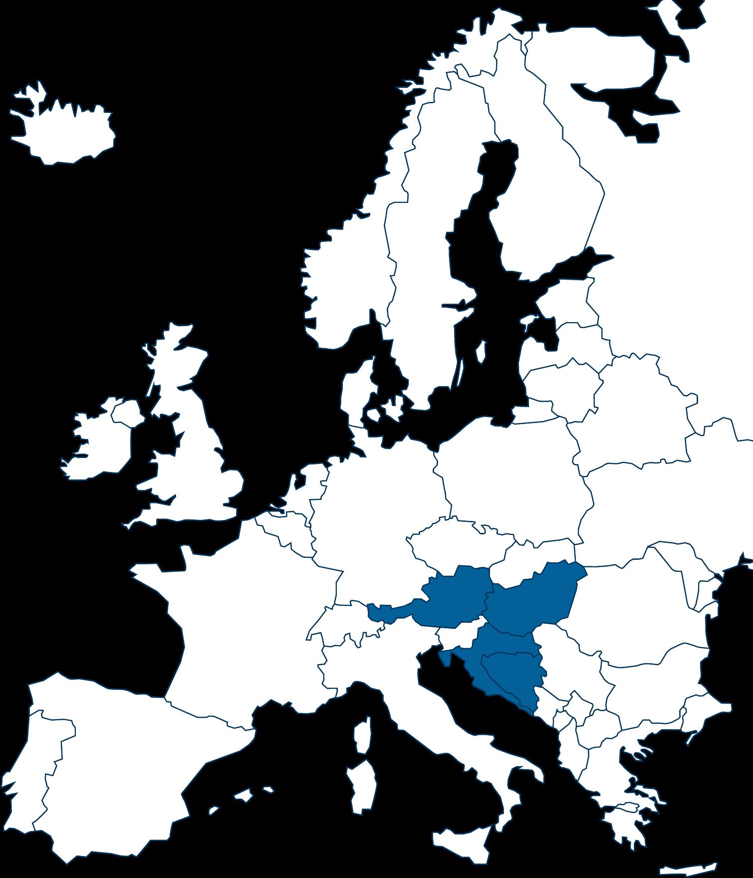 F&P - Zeit für Heldinnen und Helden PVI Photovoltaik Installations - Landkarte